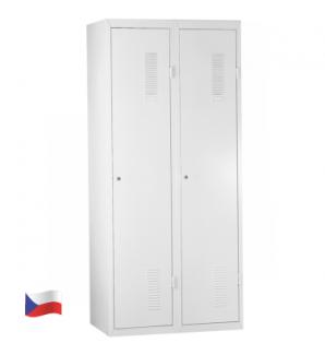 Двухместный шкафчик 1800x800x500