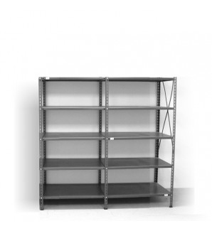 5- level shelf 2000x1600x500