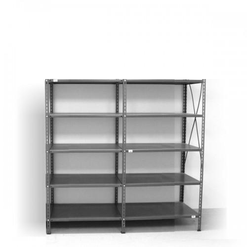 5- level shelf 2000x1600x500