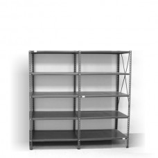 5- level shelf 2000x1600x300