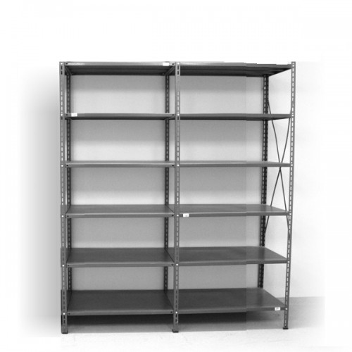 6 - level shelf 2200x1600x300