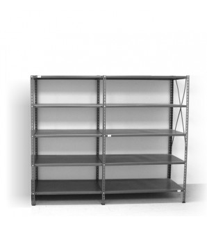 5- level shelf 2000x1800x300