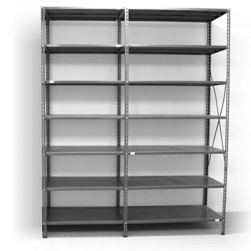 7 - level shelf 2400x1800x600