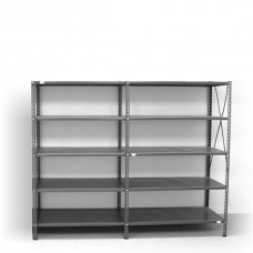 5- level shelf 2000x2400x400
