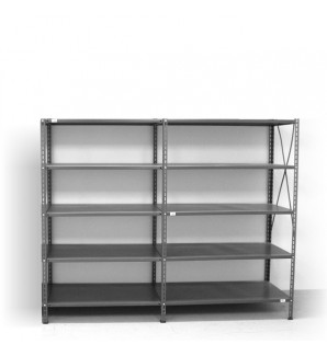 5- level shelf 2000x2400x400
