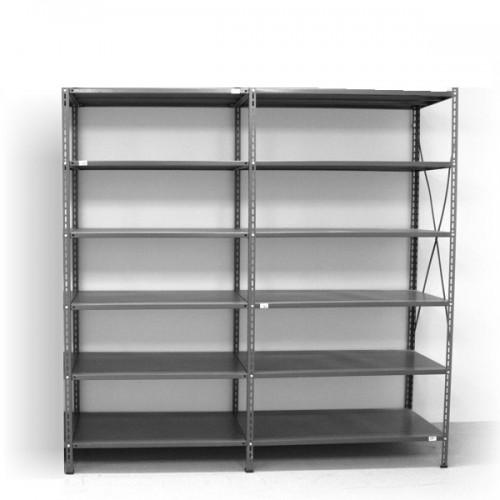 6 - level shelf 2200x2000x400