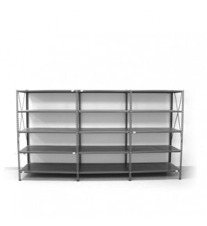 5- level shelf 2000x2600x300