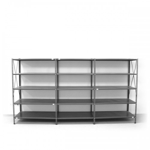 5- level shelf 2000x3600x500