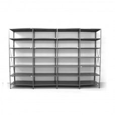 7 - level shelf 2500x3800x400