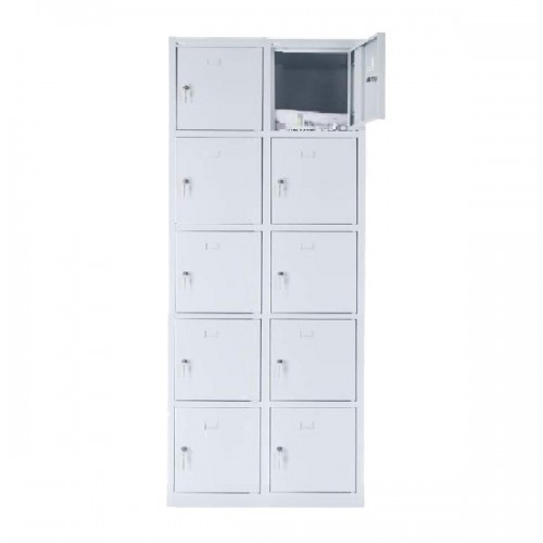 10 - section metal cabinet 1800x800x490