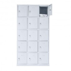 15 - section metal cabinet 1800x300x490