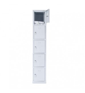 5 - section metal cabinet 1800x300x490