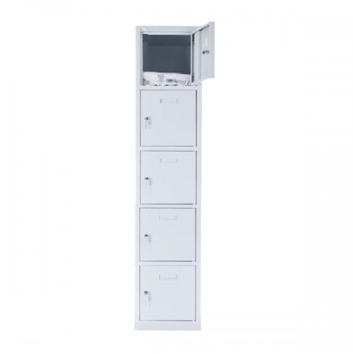 5 - section metal cabinet 1800x400x490