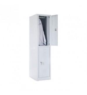 Двухместный шкафчик 1800x400x490
