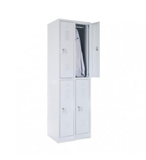 Four-person locker 1800x600x490
