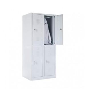 Четырехместный шкафчик 1800x800x490