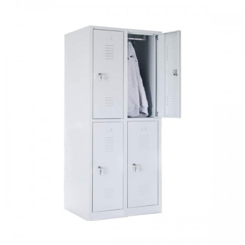 Four-person locker 1800x800x490
