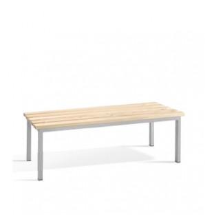 Wooden bench 1200x330x400