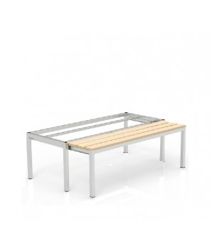 Pull-out bench 410x800x755