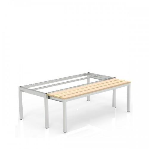Выдвижная скамья 410x800x755