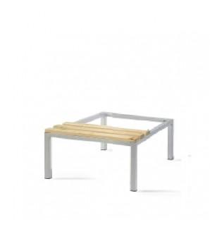 Скамья под шкафом 410x400x755