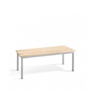 Деревянная скамейка 1000x330x400