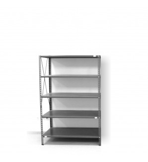 5- level shelf 2000x1200x300