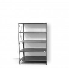 5- level shelf 2000x1200x600