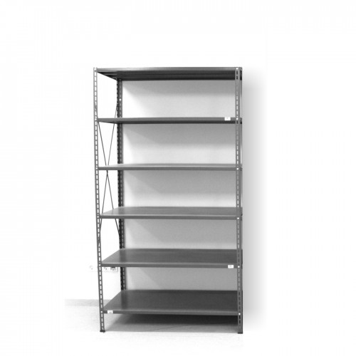 6 - level shelf 2200x800x400