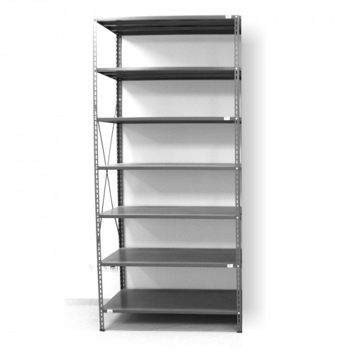 7 - level shelf 2400x800x400